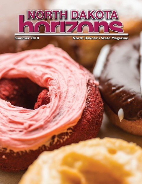 North Dakota Horizons Magazine ONLINE Subscription