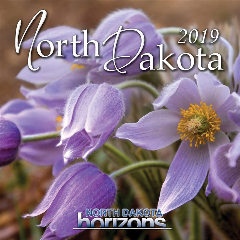 North Dakota 2019 Calendar - Foreign