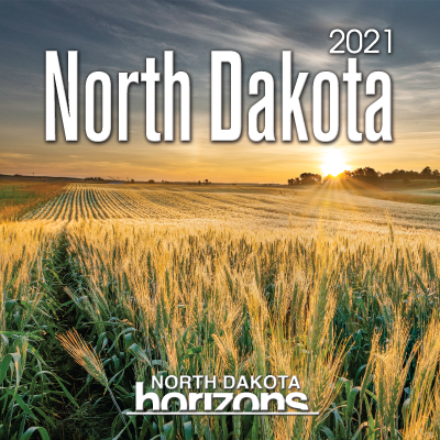North Dakota 2021 Calendar - Foreign