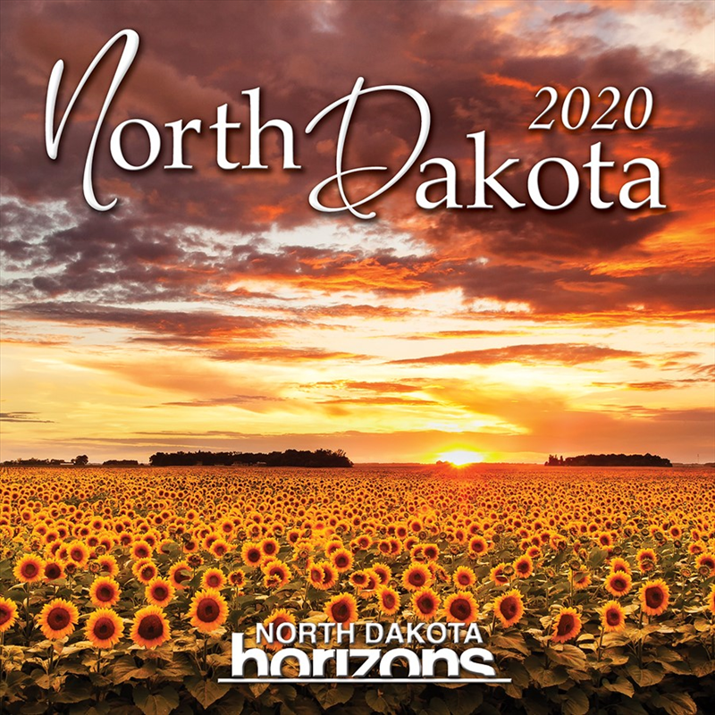 North Dakota 2020 Calendar